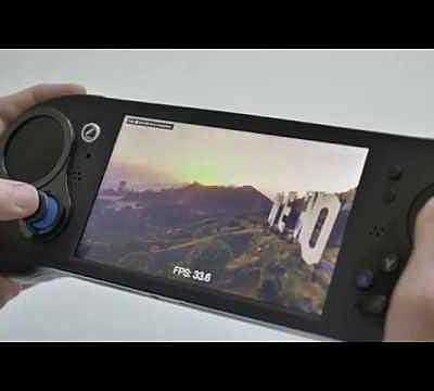 PC Gaming Handheld SMACH Z Scheduled To Enter Production Early Next Year