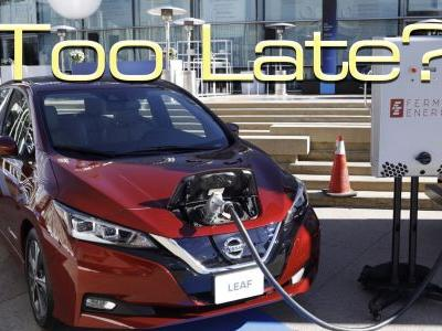 Here's What Nissan Needs To Do To Redeem Itself With Electric Car Owners