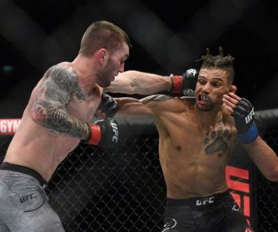 Kajan Johnson after UFC-London win: Fans' disrespect for fighters stems from Dana White