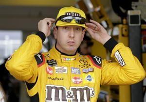 The Latest: Joey Logano wins 1st Cup Series championship