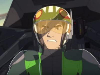 'Star Wars Resistance' Trailer: A New Animated Resistance Hero Takes to the Skies