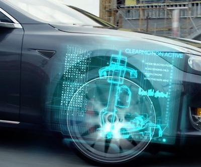 Smooth-Driving Startup ClearMotion Gets $115M for Production Push