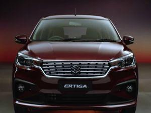 All-New Maruti Suzuki Ertiga Launch Tomorrow