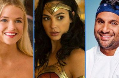 Wonder Woman 1984 Adds Ravi Patel and Gabriella WildeMaster of