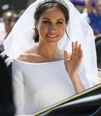 Here's How To Recreate Meghan Markle's Wedding Day Hair, So You Can Look Like The New Royal