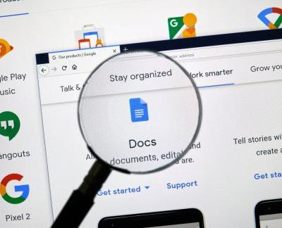 How to add a text box on a Google Docs page to make certain text stand out