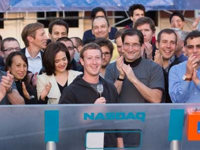 Facebook's IPO was 6 years ago today - here's how much you'd have made if you invested $1,000 back in the day