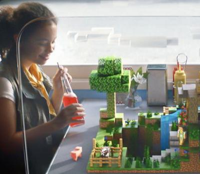 Minecraft hits the streets in a new AR game called Minecraft Earth