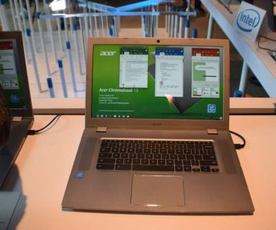 Hands-On With Acer's New Affordable Chromebook 15