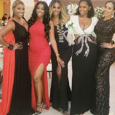 Atlanta Housewives Attend Eva Marcille's Wedding- Photos