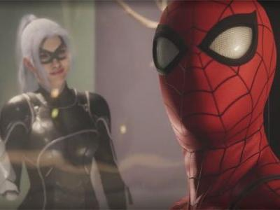 """Watch the First 18 Minutes of Spider-Man PS4 DLC """"The Heist"""""""