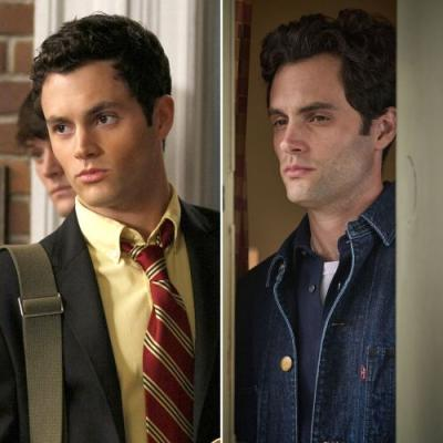 From 'Gossip Girl' to 'You'! See Penn Badgley's Total Transformation Over the Years