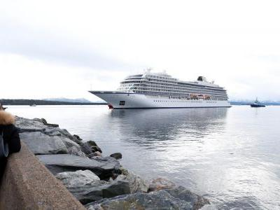 The cruise ship where 1,300 people were stranded has finally docked. This was the disastrous scene on board