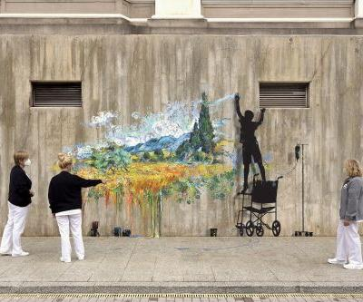 """""""STRENGTH"""" by PEJAC in Cantabria, Spain"""