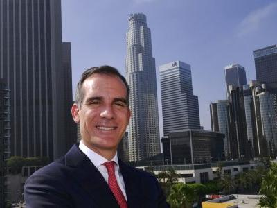 Los Angeles teachers' strike shows Garcetti risks in '20 bid