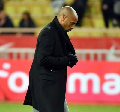 Monaco boss Henry explains foul-mouthed confrontation with Strasbourg's Lala