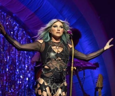 Kesha, who once had 'sexy time' with a ghost, crosses over as paranormal hunter