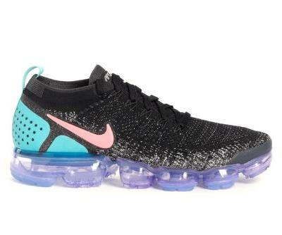 Nike Combines Black, Pink, Blue & Purple on This Eye-Catching Air VaporMax Flyknit 2.0