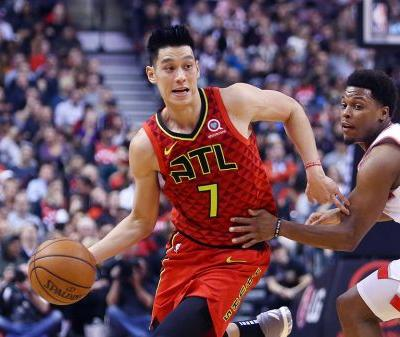 Jeremy Lin To Sign with Raptors after Hawks Buyout