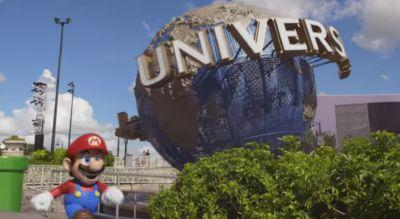 Nintendo teases its grand vision for the upcoming Super Mario theme parks