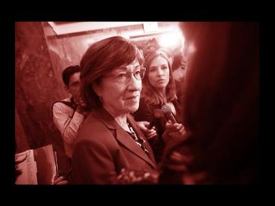 BREAKING: Susan Collins backs Kavanaugh, setting the stage for his SCOTUS confirmation