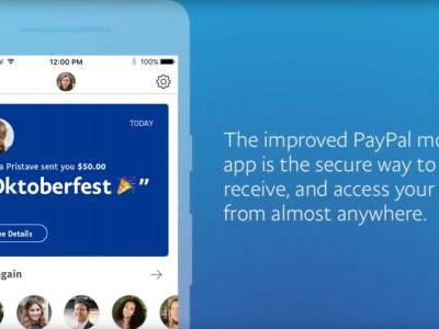 PayPal targets Apple Pay Cash w/ redesigned iOS app focused on P2P payments