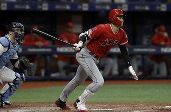 Angels' Ohtani first Japanese player to hit for cycle