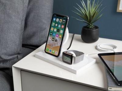 Belkin unveils BOOST UP Wireless Charging Dock for iPhone + Apple Watch with clean design