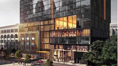 The All-New Four Seasons Hotel Montreal is Now Confirming Reservations For ITS Spring 2019 Opening