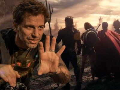 Justice League Rumor: Snyder Is Working On Own Cut Without Warner Bros