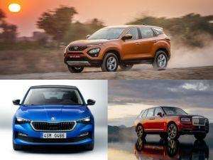 Car News of the Week Tata Harrier In-Depth look Nexon gets 5 stars in Safety Rolls Royce Cullinan Launched Toyota Camry Discontinued And More