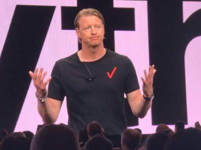 Verizon's 5G keynote at CES spotlights media, drone flight, and health partnerships