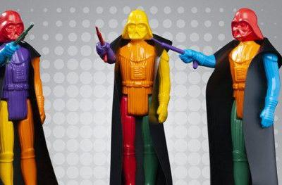 The Future of Star Wars Toys Revealed at Hasbro's Star