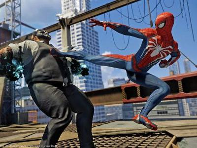 Spider-Man PS4 just got New Game+ and more trophies