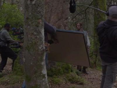 Go Behind the Scenes with Maril Davis, Matthew B. Roberts, and Toni Graphia for 'Outlander' Episode 412