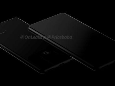 First Pixel 4 Render Reveals A Multi-Camera System On The Back