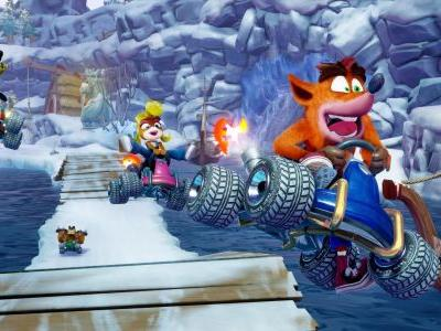 Crash Team Racing Nitro-Fueled Tops UK Charts With One of the Biggest Launch Weeks of the Year