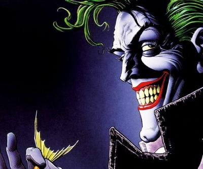 Unexpected First Look at Joaquin Phoenix as The Joker