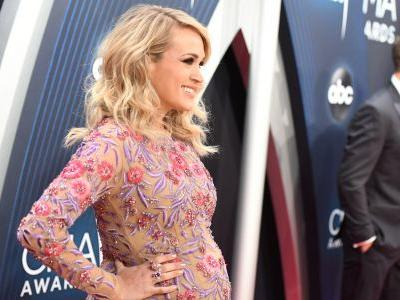 Carrie Underwood Reveals She's Struggling With Her Postpartum Body and Has Been 'Pretty Hard' on Herself