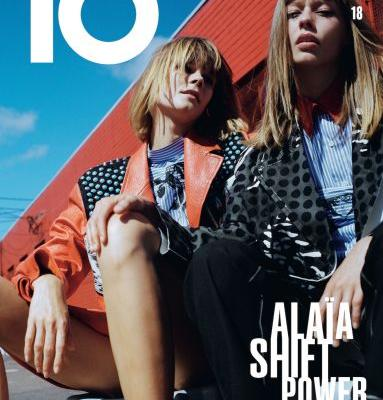 A First Look At The Prada Cover Of Our Latest Issue, ALAÏA, SHIFT, POWER, NEW