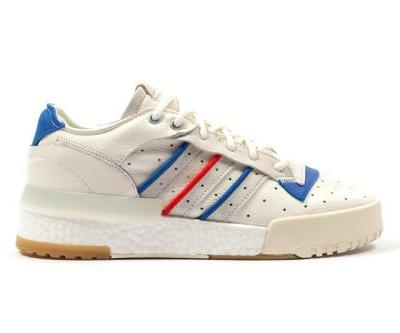Adidas Originals Adds Tri-Color Embroidery to '80s-Inspired Rivalry RM Low