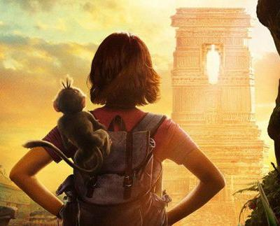 New Dora and the Lost City of Gold Poster for the Live-Action Film