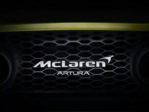 McLaren Hybrid Supercar To Be Called Artura Will Launch In Early 2021
