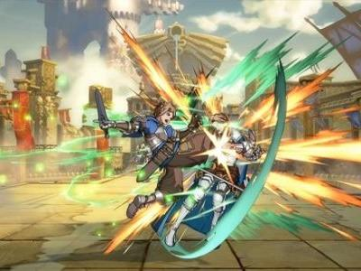 Fighting Game Granblue Fantasy Versus Announced for the PS4, Developed By Arc System Works