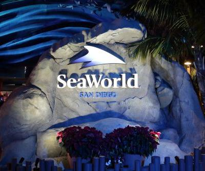 More than a dozen people trapped on SeaWorld ride: police