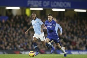 Chelsea suspends 4 from games amid Sterling investigation