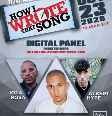 """Events: BMI presents: """"How I Wrote That Song"""": VIRTUAL"""