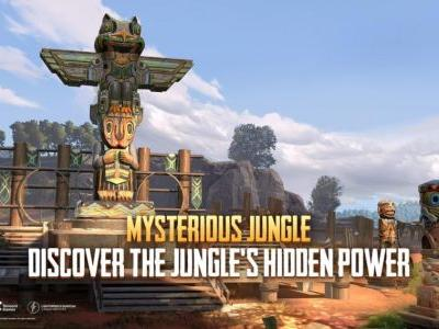 PUBG Mobile's latest update introduces a Mysterious Jungle to Sanhok