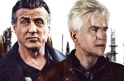 Backtrace Trailer Has Stallone Hunting a Psychotic Bank