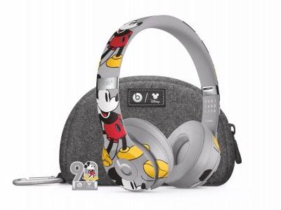 Beats by Dre unveils special edition Mickey Mouse Solo 3 Wireless headphones for 90th anniversary